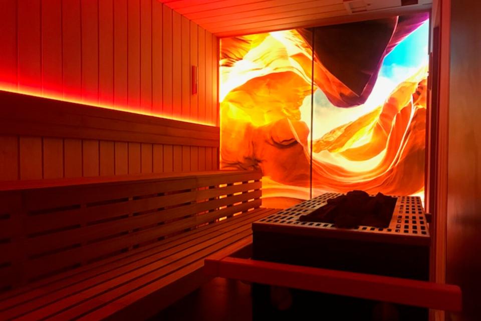 Sauna ognista