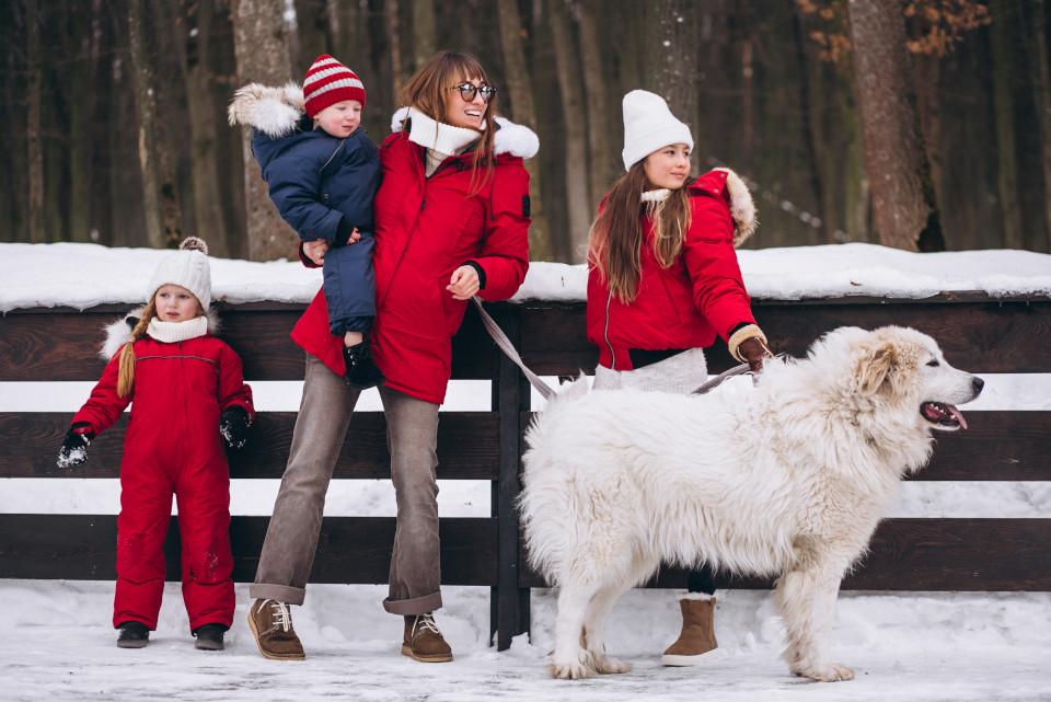 Zimowy wypoczynek z rodziną w Krakowie